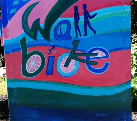 newton street art