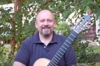 George Attisano, classic guitar, Newton