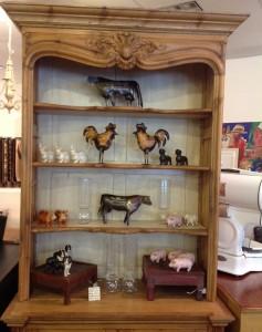 animal figurines, vintage animal accessories, diy home decor, home accessories, interior design, home decor, home décor store, Waltham, Newton, Boston, Weston, Wellesley