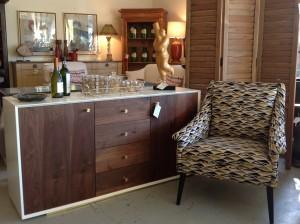 vintage chair, retro arm chair, diy home decor, home accessories, interior design, home decor, home décor store, Waltham, Newton, Boston, Weston, Wellesley