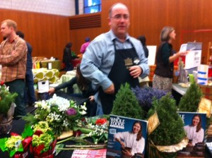 Whole Foods Newton Winter Indoor Farmer's Market