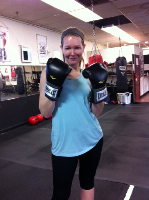 Nonantum Boxing For Moms And Kids I Love Newton