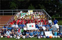Lady Eagles girls soccer camp, Newton girls soccer camps, Newton summer camps for girls, Newton girls soccer camp