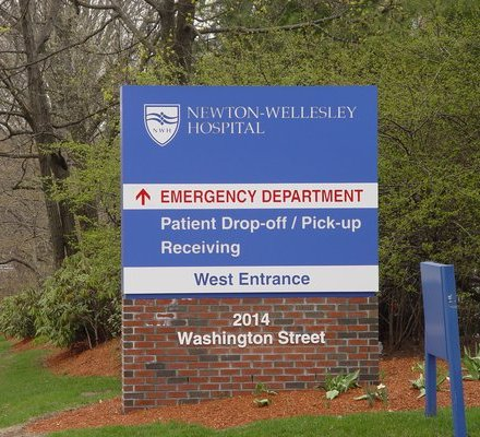 e Coli, Newton Wellesley Hospital