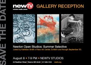 Summer Selective Art Show at NewTV