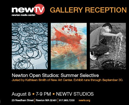 Summer Selective Art Show at NewTV