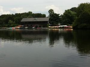 Charles River Newton MA