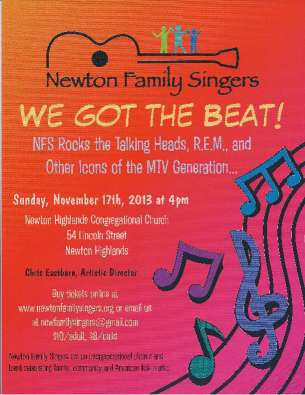 Newton Family Singers We Got the Beat