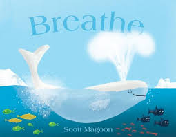 Breathe by Scott Magoon author event Newton MA
