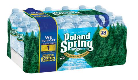 Poland Spring One Fund Cheer Fundraiser