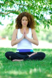 Dawn Davis rejuvenation yoga workshop Newton MA