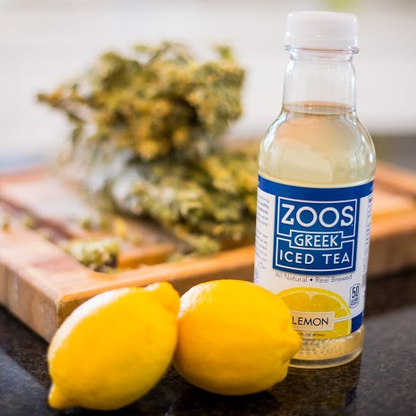 Newton's Own Iced Teas: ZOOS