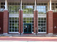 FREE Blood Pressure Clinic at Newton Free Library