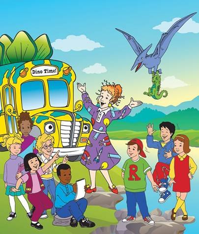 VOTE Ms. Frizzle Most Inspiring Teacher from TV