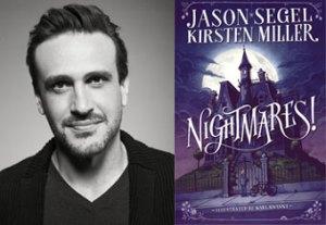 Jason Segel, Nightmares chapter book