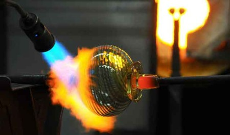 Teen Glass Blowing Classes