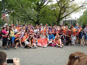 Jamie Chaloff of Dreamfar HS Marathon