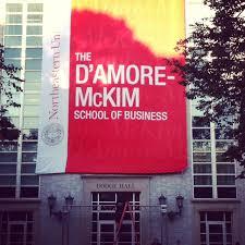 Northeastern University's D'Amore-McKim School of Business