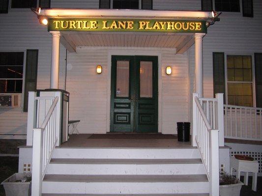 meeting regarding former Turtle Lane Playhouse