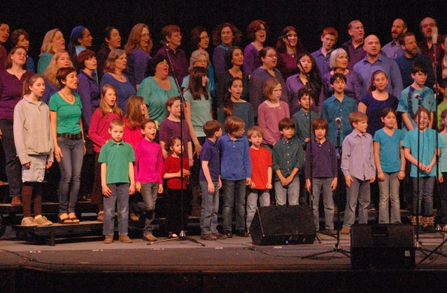 Newton Family Singers Turns 5!