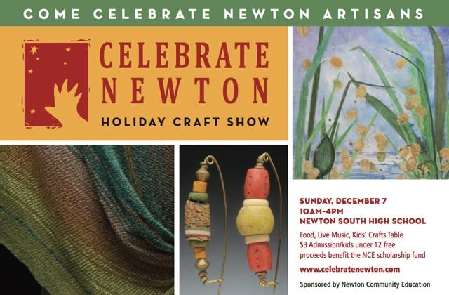 Celebrate Newton Holiday Craft Show!