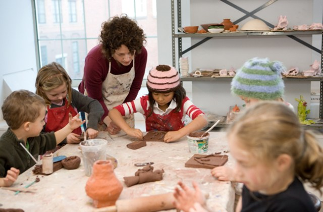 Free Family Fun at the Arsenal Center for the Arts