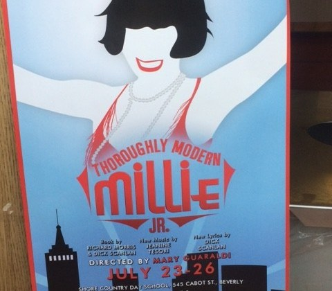 Seriously? Thoroughly Modern Millie AGAIN?