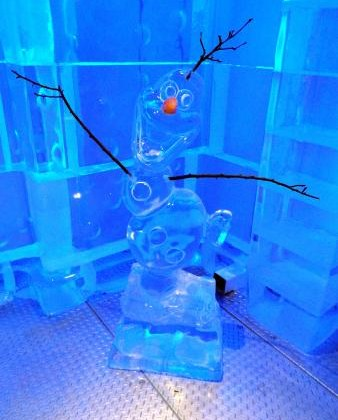 Frost Ice Loft's Frozen Tea Party