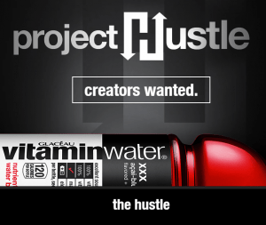 Vitamin Water Project Hustle