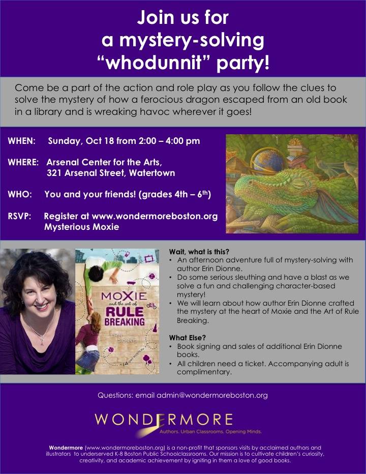 Wondermore Event for Kids