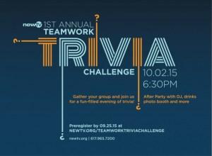 Teamwork Trivia Challenge Event