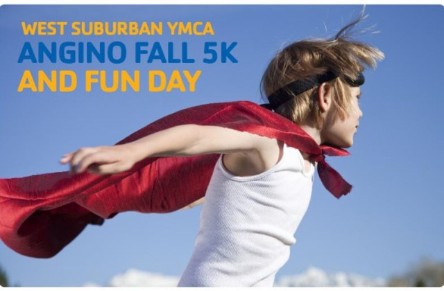 Angino Fall 5K and Fun Day