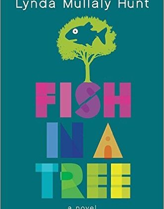 Fish in a Tree author event at Newton South High School