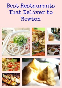 Best Food That Delivers to Newton