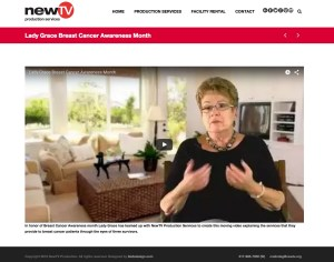 NewTV Breast Cancer Survivor Stories