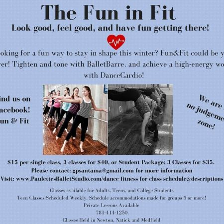 Dance your way Fit through the Holidays!
