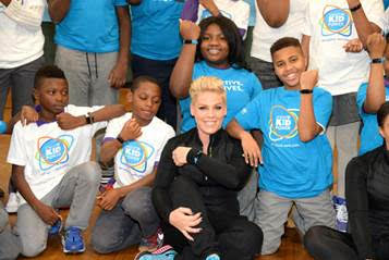 UNICEF Kid Power in Boston March 7-April 1