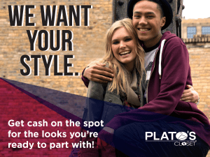 Plato's Closet Waltham is now Open to Buy!
