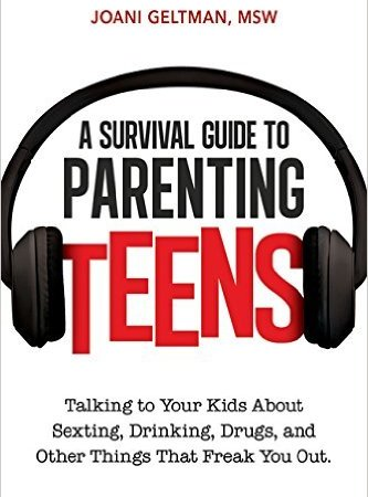 parenting teens book