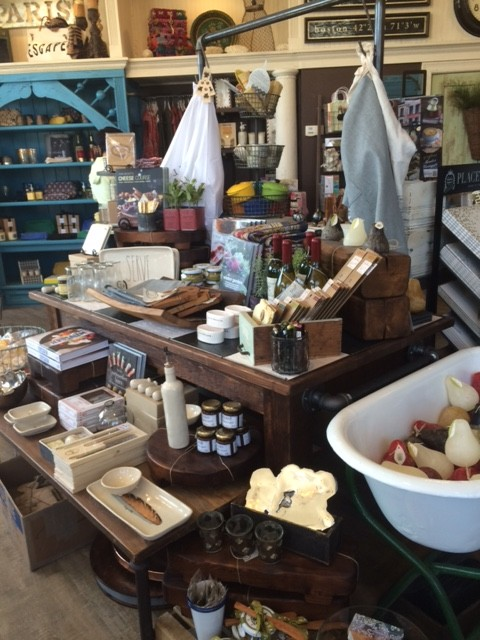 New Lovely Gift Boutique in Waban: Pine Straw