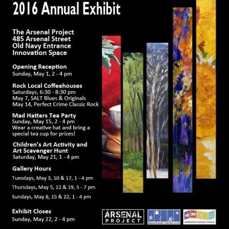 Arsenal Project - Watertown Art Association