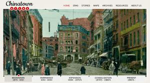 Presentation of Chinatown Atlas!