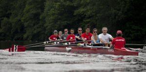 CRI Parents Rowing Team