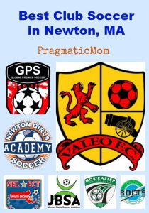 Top Club Soccer Teams in Massachusetts