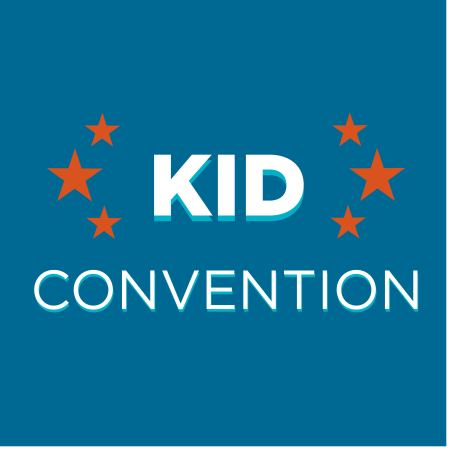 Kid Convention at Edward M. Kennedy Institute