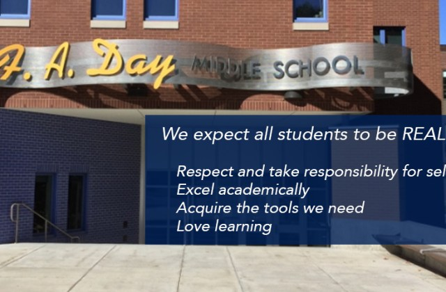Day Middle School Principal Search