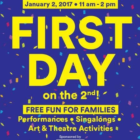 FREE Live Performances: First Day... on the Second!
