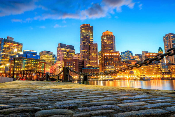 Boston #1 Coziest City in US