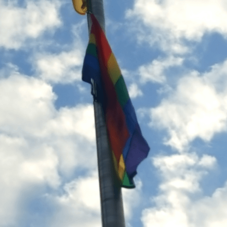Newton Pride Day Celebration and Pride Flag Raising