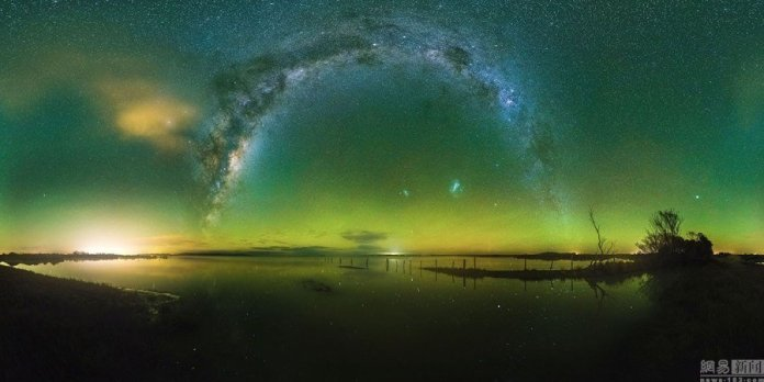 nz night sky amazing
